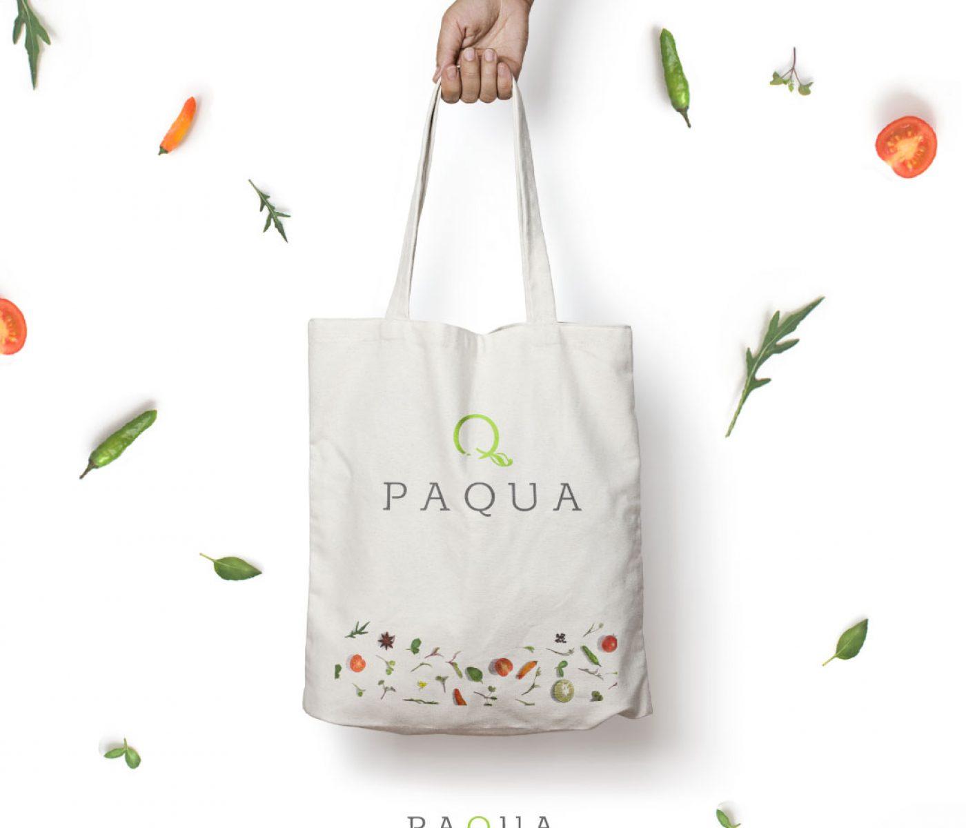 Paqua – branding
