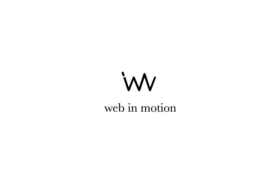 Web in motion