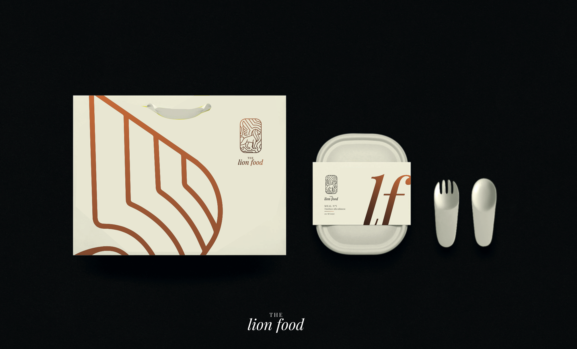 The Lion food